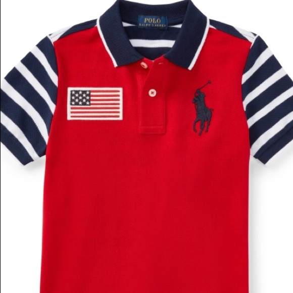1d7f6a709 Polo by Ralph Lauren Shirts & Tops | Boys Polo Ralph Lauren Cotton ...